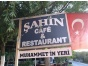 Şahin Cafe Restaurant Marmaris
